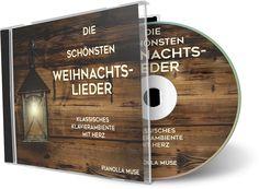 <3 Die schönsten Weihnachtslieder! Klassisches Klavierambiente mit Herz. 10% des Erlöses gehen an die Flüchtlingsinitiative Klausenerplatz, Berlin. Frohe Weihnachtszeit! <3