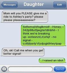 OMG! So funny!! :-P