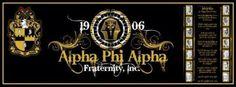Alpha Phi Alpha Fraternity, Inc