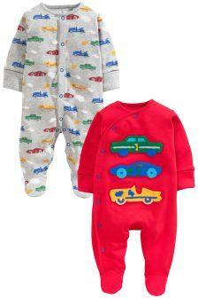 2er-Pack Essentials Baby M/ädchen Overall