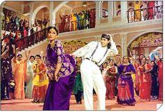 Will always be my favorite cheesy movie. I Movie, Movie Stars, Hum Aapke Hain Koun, Purple Saree, Mahira Khan, Salman Khan, Madhuri Dixit, Indian Movies, Photo Poses