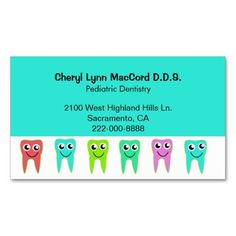 Dentist business card dental dentist business cards pinterest dentist business card dental dentist business cards pinterest business cards business and template accmission Images