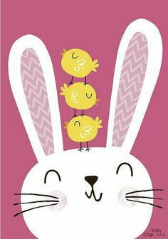 Uploaded by Glow Glow Ayala. Find images and videos about bunny and easter on We Heart It - the app to get lost in what you love. Easter Art, Easter Crafts, Easter Bunny, Happy Easter, Illustration Inspiration, Easter Illustration, Bunny Art, Cute Characters, Cute Wallpapers