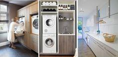 Casa 23: blogi omakotitalon rakentamisesta ja sisustamisesta: Vaatehuone ja pyykkihuolto osa 2