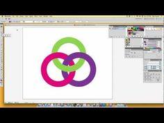 Adobe Illustrator Tutorial   Linking Rings   Pathfinder Tips