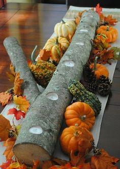 Schöne Herbstdeko-Idee