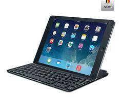 Logitech Ultrathin Keyboard Cover voor iPad Air AZERTY (Black) op bol.com: http://go.bol.com/p/9200000022699785