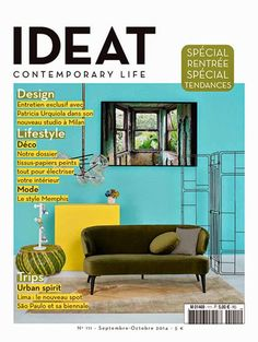 IDEAT Magazine - Contemporary Life