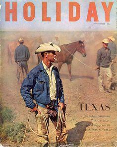 Holiday Magazine, 1958