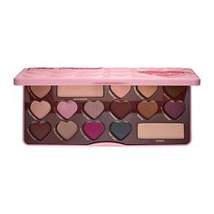 Too faced chocolate Bon bons palette Barely used. No trades Too Faced Makeup Eyeshadow Eyeshadow Palette Too Faced, Shimmer Eyeshadow, Makeup Eyeshadow, Blush Makeup, Sephora Makeup, Eyeliner, Naked Palette, Eye Palette, Too Faced Bon Bon