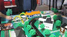 TwinLUG Meeting, 19 October, 2014, at Brickmania Toyworks in N.E. Minneapolis, Minnesota, USA   by Bisonfuehrer