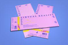 Nina Kazanova creates a tropical identity for virtual reality festival