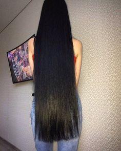 Long Dark Hair, Medium Long Hair, Loose Hairstyles, Straight Hairstyles, Really Long Hair, Mane Attraction, Silky Hair, Beautiful Long Hair, Layered Cuts
