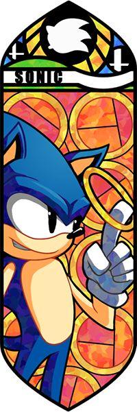 Smash Bros - Sonic by Quas-quas on deviantART