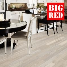 Kahrs Spirit Unity Collection Artctic Oak: Best prices in the UK from The Big Red Carpet Company Kahrs Flooring, Hard Floor, Unity, Red Carpet, Hardwood, Dining Chairs, Spirit, Big