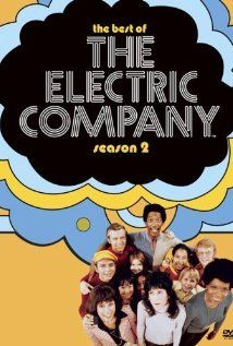 The Electric Company was a great kids show on PBS in the 1970s.  It is amazing how many now-famous actors were on this show, including Morgan Freeman, Rita Moreno, Bill Cosby, and Irene Cara.