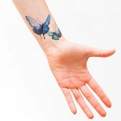Pin for Later: These Temporary Tattoos Are So Stunning, You Might Want to Make Them Permanent