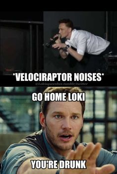 ...and Loki was never invited to another interstellar party again ^_^