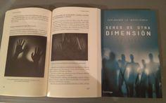 """Mi nuevo libro sobre fenómenos paranormales, """"Seres de otra dimensión. Explorando lo inexplicable"""".  http://www.planetadelibros.com/libro-seres-de-otra-dimension/244898"""