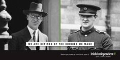 Collins was a civil warrior not a terrorist, says professor - Independent. Civil Warrior, Ireland 1916, Northern Ireland Troubles, Irish News, Erin Go Bragh, Michael Collins, Irish Wolfhound, Historical Photos, Human Rights