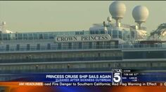 172 Fall Ill After Norovirus Outbreak on Cruise Ship