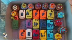Coolest Chemistry Cake for PERIODIC Cake Eaters... Coolest Birthday Cake Ideas