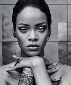 A Very Revealing Conversation With Rihanna