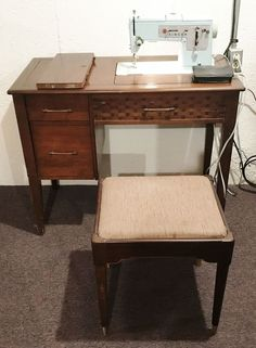 Lovely Arrow Sewing Machine Cabinets