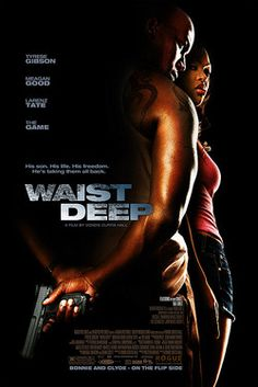 Meagan Good and Tyrese Gibson in Waist Deep Top Movies, Great Movies, Movies To Watch, Drama Movies, Recent Movies, Latest Movies, Iconic Movies, Black Love Movies, Movies Showing