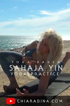 Slow-paced, spontaneous sahaja yin yoga practice close to the sea at my favourite spot close to Santa Cruz. Feel the waves and warm summer breeze during this soft, breath focused class as you reconnect to body & soul. #yinyoga #chiaradina #yogaclass #youtube