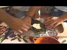 Pesacado Asado Empapelado, La Ruta del Sabor, Orizaba Veracruz - YouTube