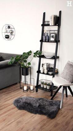 Home Room Design, Home Interior Design, Living Room Designs, Home Living Room, Living Room Decor, Small Apartment Living, White Apartment, Decor Room, Small Living Rooms