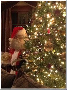 Christmas in Ohio by Annette ~ http://kinteriorsblog.wordpress.com/