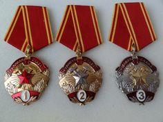ТРУДОВАЯ СЛАВА. Награда шахтеров и горняков (комплект). Badge, England, Military, Decorations, Navy, Christmas Ornaments, Holiday Decor, Hale Navy, Dekoration