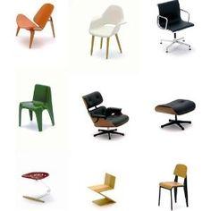 Reac Japan Re ment dollhouse miniatures 1/12 scale modern designer furniture v.2