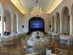 Active's Corporate Division was able to integrate HD Video into an elegant setting for this client's luncheon. Our tech can boost audience engagement in any setting. #ActiveProduction #Interactive #Technology #CorporateEvents #Audio #Video #Lighting #Atlanta #AV #CoporateMeetings #AudioVideo
