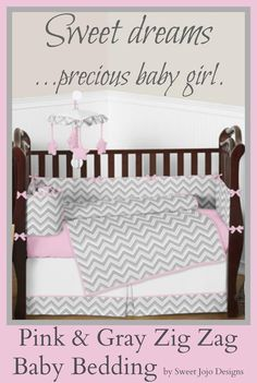 Shop Baby's Own Room for affordable #cribbedding online. #nursery