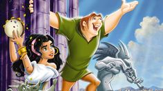 Finding Beauty in the Beast: The Hunchback of Notre Dame.