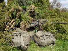Luftwaffe, Sniper Camouflage, Army Look, Ghillie Suit, Heckler & Koch, Chihuahua Mexico, Tac Gear, Snipers, Military Guns