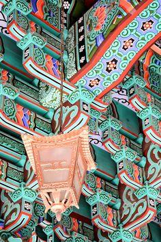 https://flic.kr/p/qJ7JaA | palace detail | seoul gyeongbokgung en.wikipedia.org/wiki/Gyeongbokgung