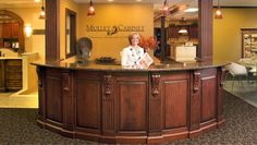 You can't talk beautiful handcrafted furniture without mentioning Mullet Cabinet! Featured on This Old House, you'll want them to custom design your cabinets, counter tops and more.