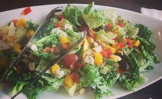 Sicilian Salad! #italianis #foodie #salads #veggies #fruits #learnwdmom
