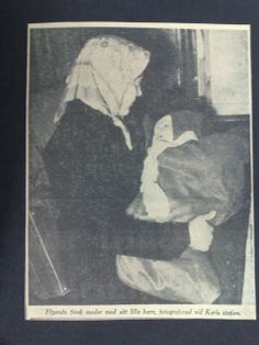 Mother/Child -- Brecht's personal CCC inspiration album (Brecht Berliner Archive)