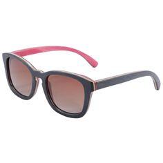 $32.59 (Buy here: https://alitems.com/g/1e8d114494ebda23ff8b16525dc3e8/?i=5&ulp=https%3A%2F%2Fwww.aliexpress.com%2Fitem%2F2016-new-fashion-wooden-sunglasses-women-brand-designer-retro-skateboard-sun-glass-black-pink-with-polarized%2F32487846425.html ) 2016 new fashion wooden sunglasses women brand designer retro skateboard sun glass black pink with polarized UV400 lense Z68006 for just $32.59