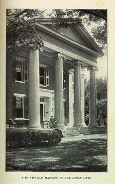 300 Williams Ave, Huntsville, AL  (early 1900's)
