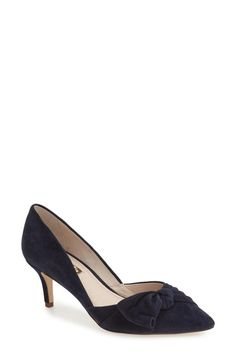 Louise et Cie Louise et Cie 'Adelena' d'Orsay Pump (Women) available at #Nordstrom