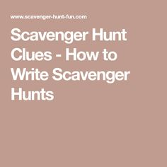 Crossword puzzle scavenger hunt clue scavenger hunt pinterest crossword puzzle scavenger hunt clue scavenger hunt pinterest scavenger hunt clues stocking stuffers and craft malvernweather Image collections