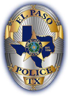 El Paso TX PD Police Cars, Police Badges, Fire Badge, Law Enforcement Badges, Badge Template, Police Patches, Thin Blue Lines, Cops, Porsche Logo