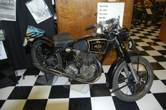Photos of Rare Vintage Motorcycles at the Sturgis Motorcycle Museum (Part 2) | Motorcycle Blog of Leatherup.com