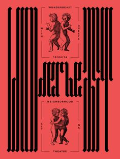 Wunderbeast Flyer - Dan Romanoski